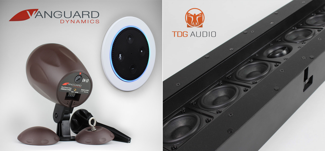 TDG Audio Vanguard Dynamics announcement