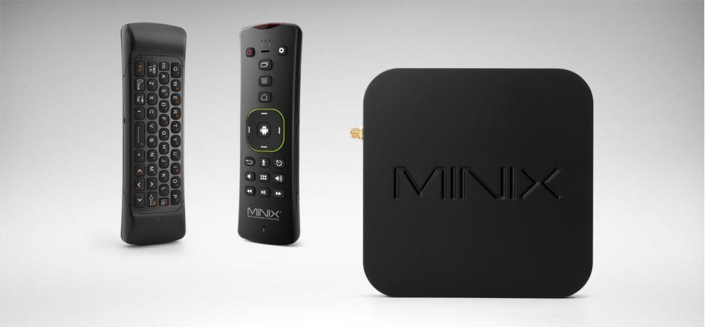 MINIX NEO U9-H and A3